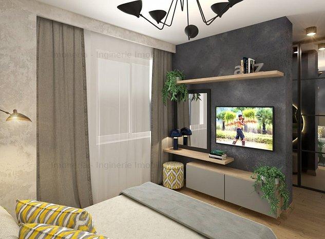 2 camere inteligente | TIP 1 | Smart Boutique Apartments - imaginea 1