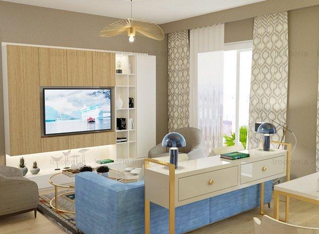 2 camere inteligente | Tip 4 | Smart Boutique Apartments - imaginea 1