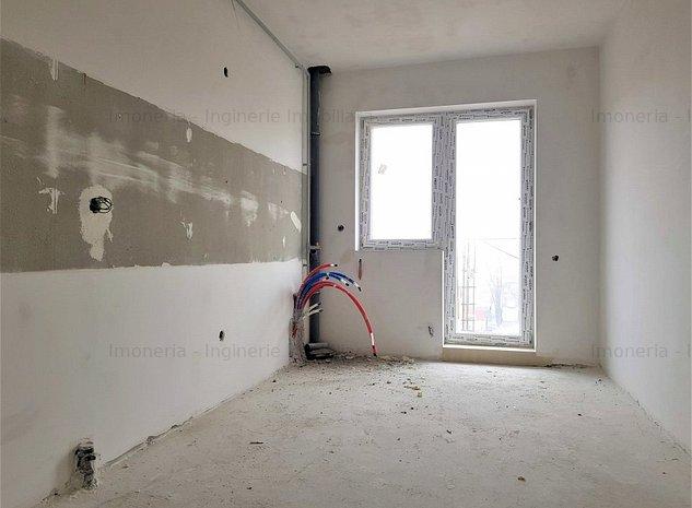 Birou Vanzari ASL Residence | 2 camere tip 0 | decomandat-66 mpu | Parcul Carol - imaginea 1