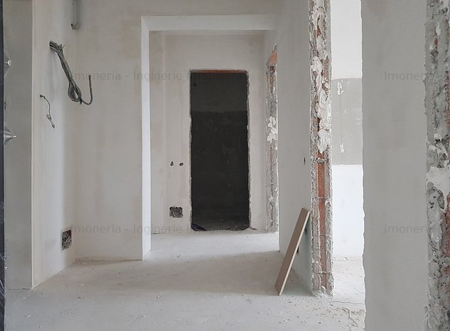 Birou Vanzari ASL Residence | 2 camere tip 4 | decomandat-66 mpu | Parcul Carol - imaginea 1