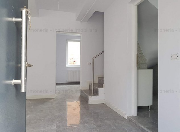 🏡 Dobroesti Villas | 4 camere + pod | acte gata | vizioneaza cu un 👷♂! - imaginea 1
