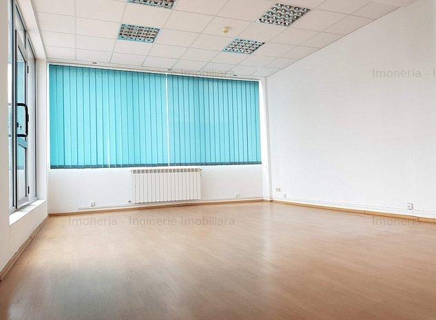 Semicentral | Mihai Bravu Offices | Birou Tip 2 - imaginea 1