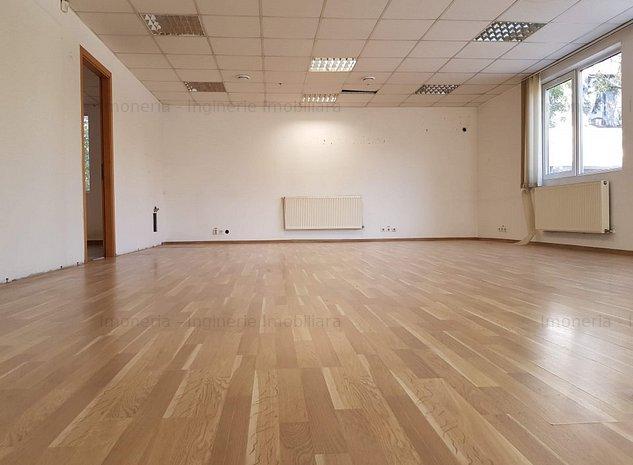 Cladire birouri + curte proprie Titan | metrou 3 min pe jos  - imaginea 1