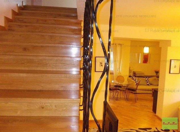 EFR UPGRADE - Apartament 4 camere de inchiriat zona Kiseleff Aviatorilor - imaginea 1