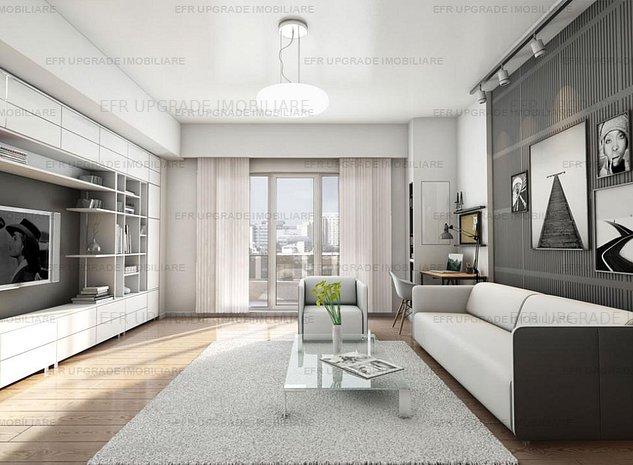 Apartament de vanzare 4 camere - Piata Domenii - imaginea 1