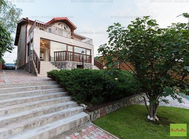 EXCLUSIVITATE!!! Vila cu iesire si ponton la lacul Snagov - Comuna Snagov - imaginea 1