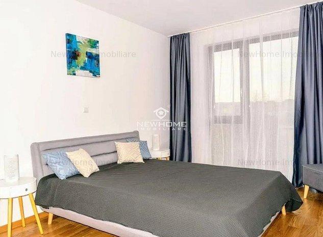 Prima inchiriere Apartament Lux 2 camere Parcare, zona semicentral - imaginea 1