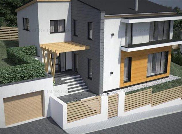 Casa individuala 155mp cu teren 450mp in  Dezmir - imaginea 1