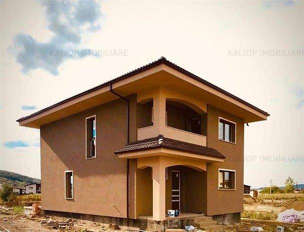 Casa Individuala 116mp cu teren de 355mp in Dezmir - imaginea 1