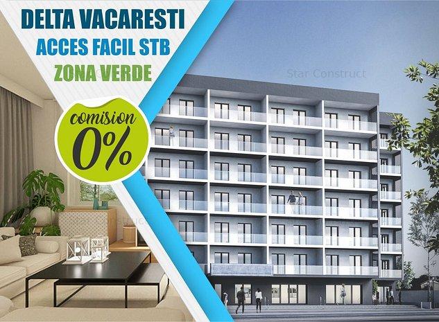 Vitan Barzesti | Rezidential nou | pret promotional | finisaje premium - imaginea 1