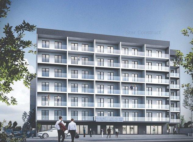 Apartament 2 camere, 67mp, Vitan Barzesti, Sector 4, Panorama Extraordinara - imaginea 1