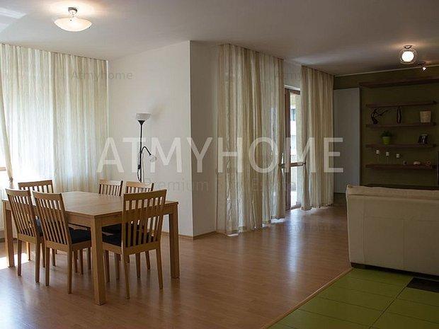 Apartament spatios si luminos cu 5 camere, mobilat, terasa 25mp, 3 parcari - imaginea 1