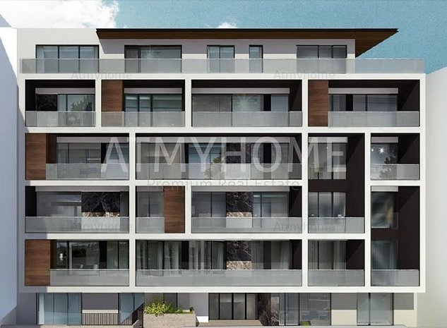 Superb apartament, NOU, cu 2 camere, parcare subterana, zona Kiseleff - imaginea 1
