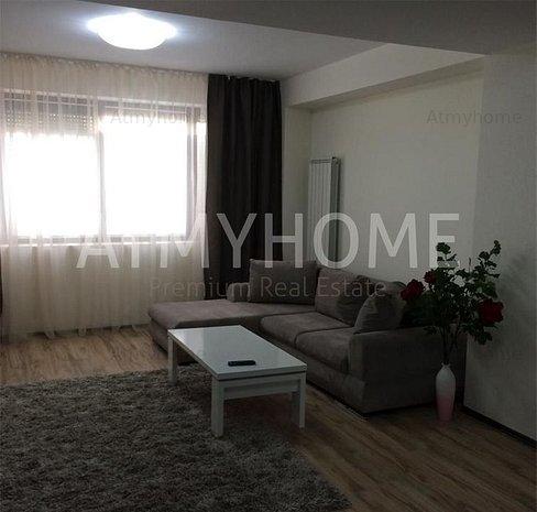 Apartament cochet si modern cu 2 camere, nemobilat, Caramfil - Nordului - imaginea 1