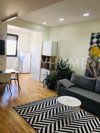 Apartament cochet 2 camere, mobilat lux, vedere frumoasa - imaginea 1