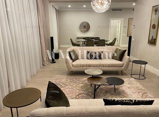 Penthouse nou, superb, cu piscina si parcare subterana, Trastevere - imaginea 1