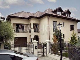 Casa de vânzare sau de închiriat 6 camere, în Bucureşti, zona Băneasa