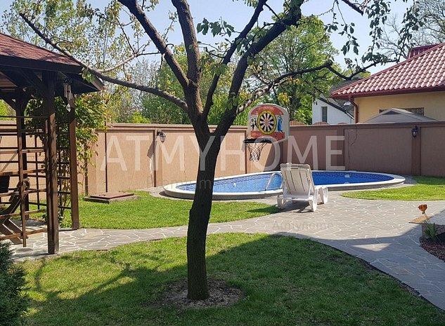 Vila Superba cu 10 camere, finisaje de lux, piscina, apropiere Padure - imaginea 1