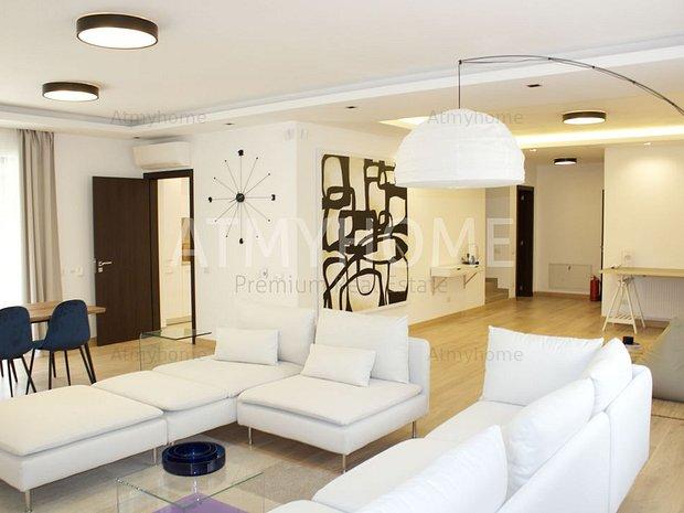 Vila Noua cu 6 camere, cartier rezidential, PRIMA Inchiriere - imaginea 1