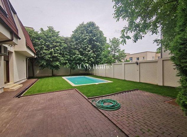 VIla Superba cu 6 camere, apropiere padure, piscina exterioara - imaginea 1