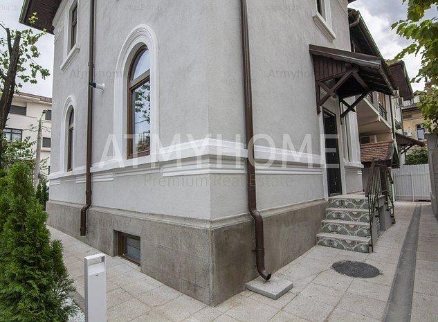 Vila superba cu 8 camere, renovata 2019, mobilata, gradina, rezidential/birouri - imaginea 1
