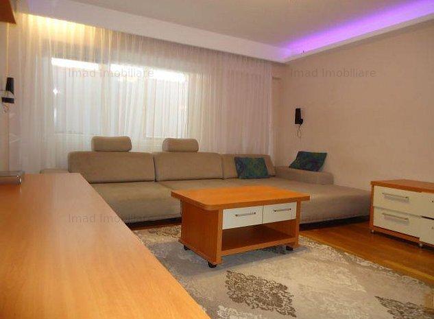 ULTRACENTRAL! Inchiriere apartament cu 3 camere in Targoviste - imaginea 1