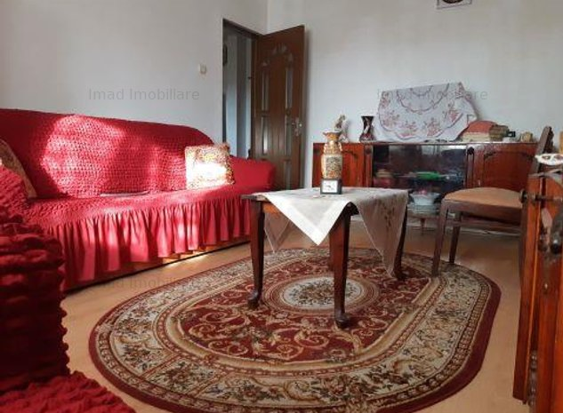 Parter!  Comision 0% Vanzare apartament cu 2 camere in Targoviste M12! - imaginea 1