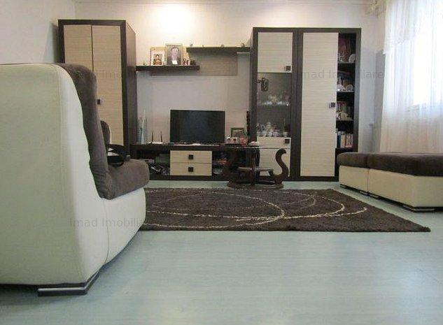 Spatios! Comision zero cumparator! Vanzare apartament cu 3 camere in Targoviste - imaginea 1