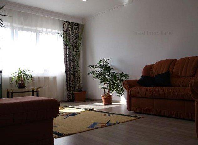 Spatios! Inchiriere apartament cu 3 camere in micro 12 Targoviste! - imaginea 1