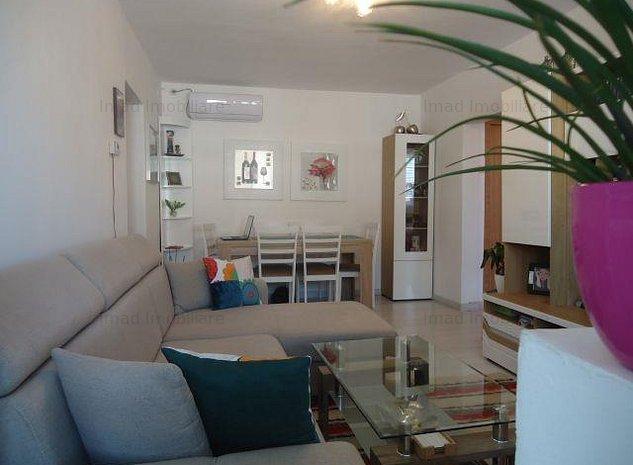 Priveliste frumoasa! Vanzare apartament cu 2 camere in Targoviste - M6 - imaginea 1