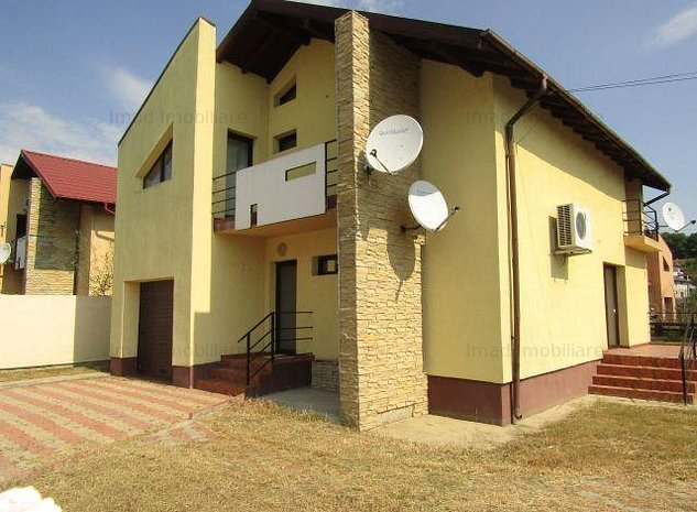 Zona Rezidentiala! Vanzare Vila in Targoviste - Exterior Est - imaginea 1