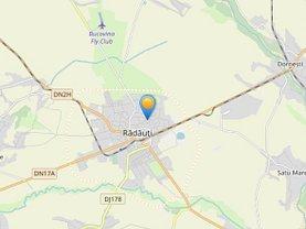 Licitaţie teren agricol, în Radauti