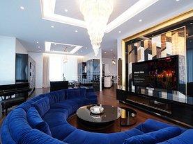 Penthouse de vânzare 7 camere, în Bucureşti, zona Herăstrău