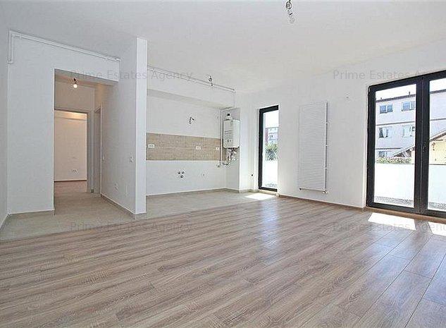 Apartament 2 camere mp  bloc nou Voluntari Catedrala - imaginea 1