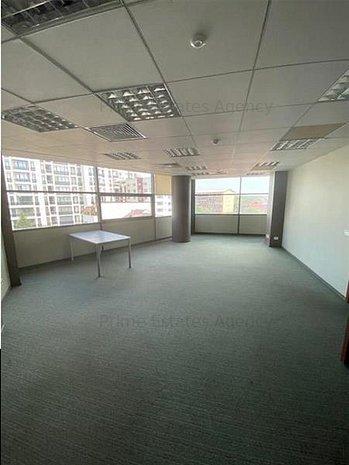 Spatii birouri de inchiriat zona Barbu Vacarescu - imaginea 1