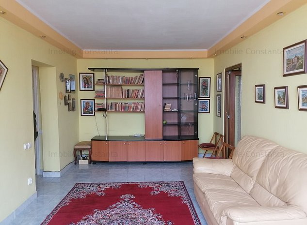 Tomis I - 2 Camere semidecomandate confort 1 etaj 2-65000euro - imaginea 1