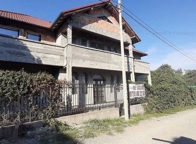 Casa Ovidiu Sud P+1 nefinisata - imaginea 1