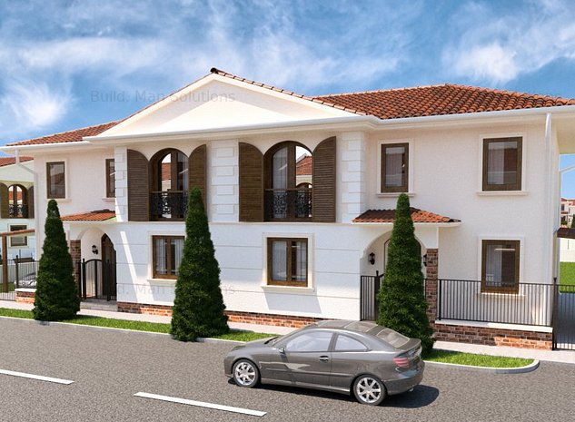 1/2 Duplex - Toscana Residence! - imaginea 1
