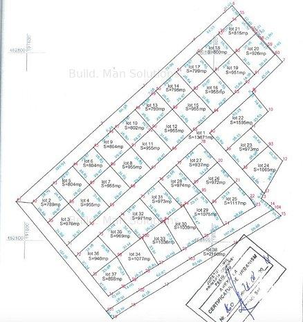 Investitie! Peciu Nou - Parcele Intravilane 898 - 1065mp - imaginea 1