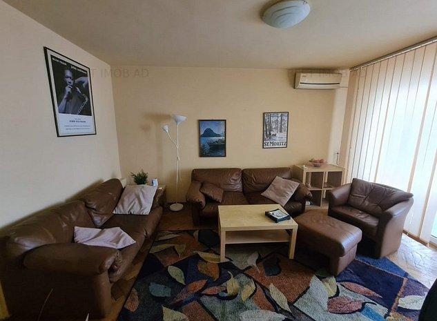 Apartament 2 camere Piata Unirii/Natiunile Unite - imaginea 1
