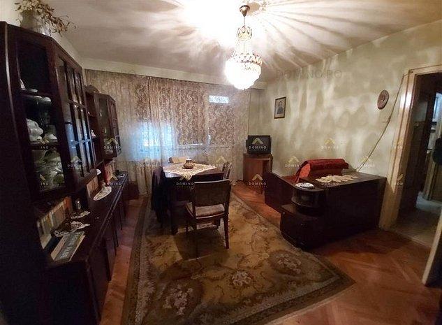 2 Camere, Semidecomandat, CF, Zona Grigorescu - imaginea 1