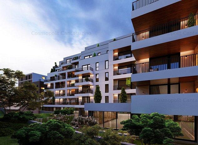 Apartament 3 camere Cosmopolit Mihai Viteazul 1-3 - imaginea 1
