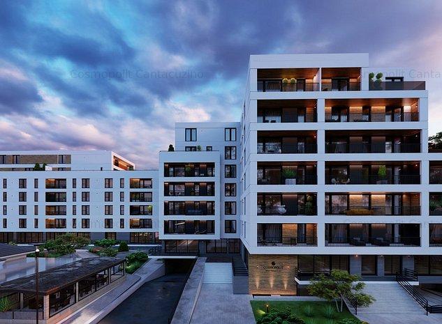 Penthouse 5 camere Cosmopolit Mihai Viteazul 1-3 - imaginea 1