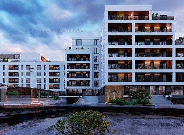 Apartament 2 camere Cosmopolit Mihai Viteazul 1-3 - imaginea 1