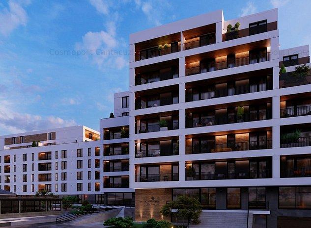 Apartament 4 camere vedere panoramica Cosmopolit Mihai Viteazul 1-3 - imaginea 1