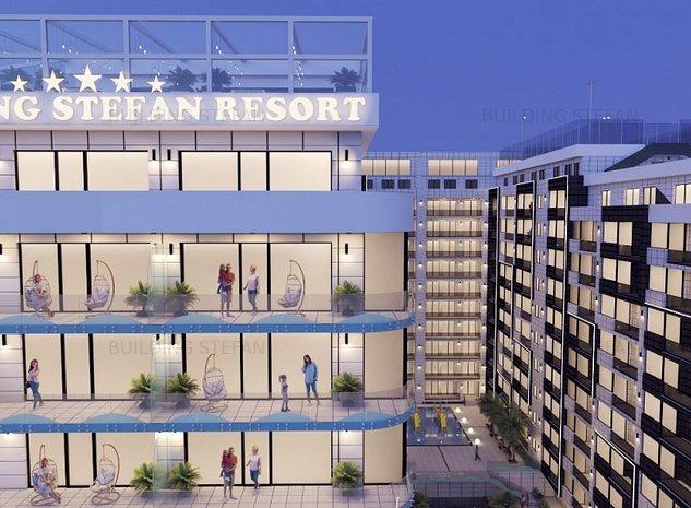 Apartament 2 camere primul rand la mare #Building Stefan 11 SC B - imaginea 1