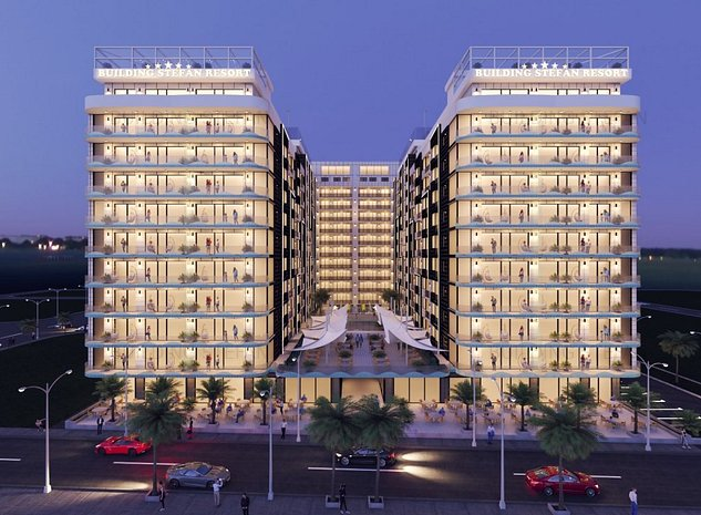Apartament 2 camere decomandat,primul rand la mare #Building Stefan 10 Sc.B - imaginea 1