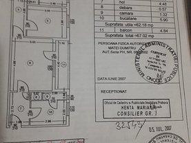 Apartament de vânzare 3 camere în Ploiesti, Vest