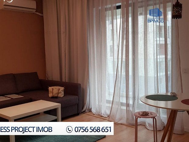 Apartament cu 2 camere – Plaza Residence - imaginea 1
