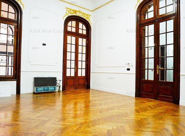 Vila interbelica consolidata si renovata - Universitate - imaginea 1